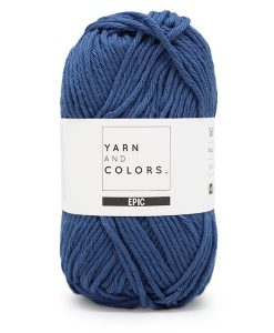 yarns and colors epic pacific blue