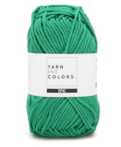 yarns and colors epic mint