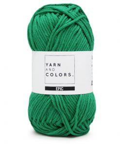 yarns and colors epic green beryl