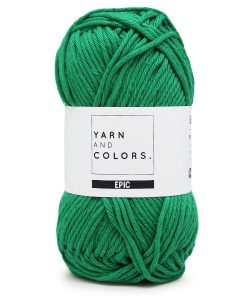 yarns and colors epic green beryl
