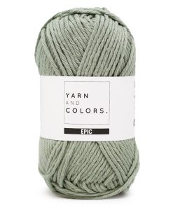 yarns and colors epic eucalyptus