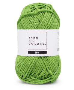 yarns and colors epic peridot