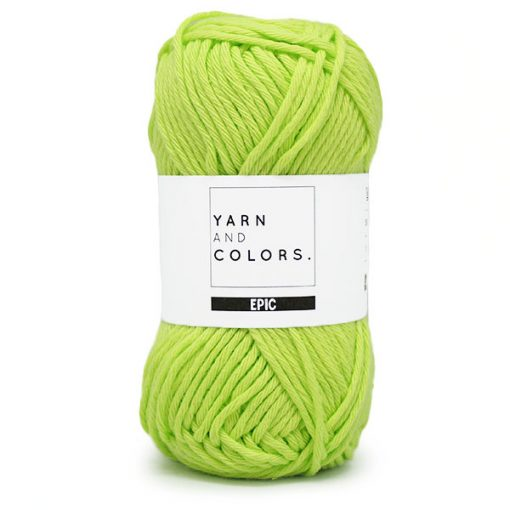 yarns and colors epic pistachio