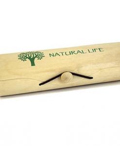 Natural life haaknaaldenkoker ovaal